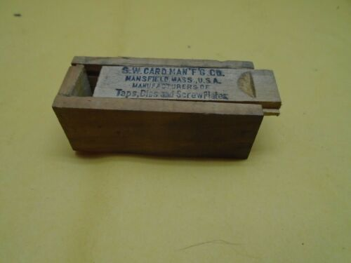 Card Manufacturing 3-48 N.C W Plug Tap Box of 12 NOS S
