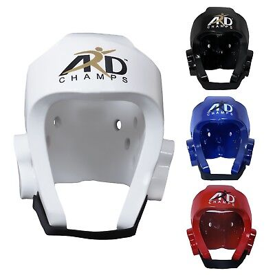 Portable Taekwondo Karate Boxing Kickboxing Head Guard Protector Gear Helmet
