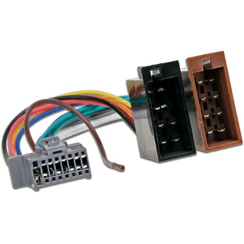 452006 radio del coche puerto radio puerto para Panasonic radio 16 polos en ISO