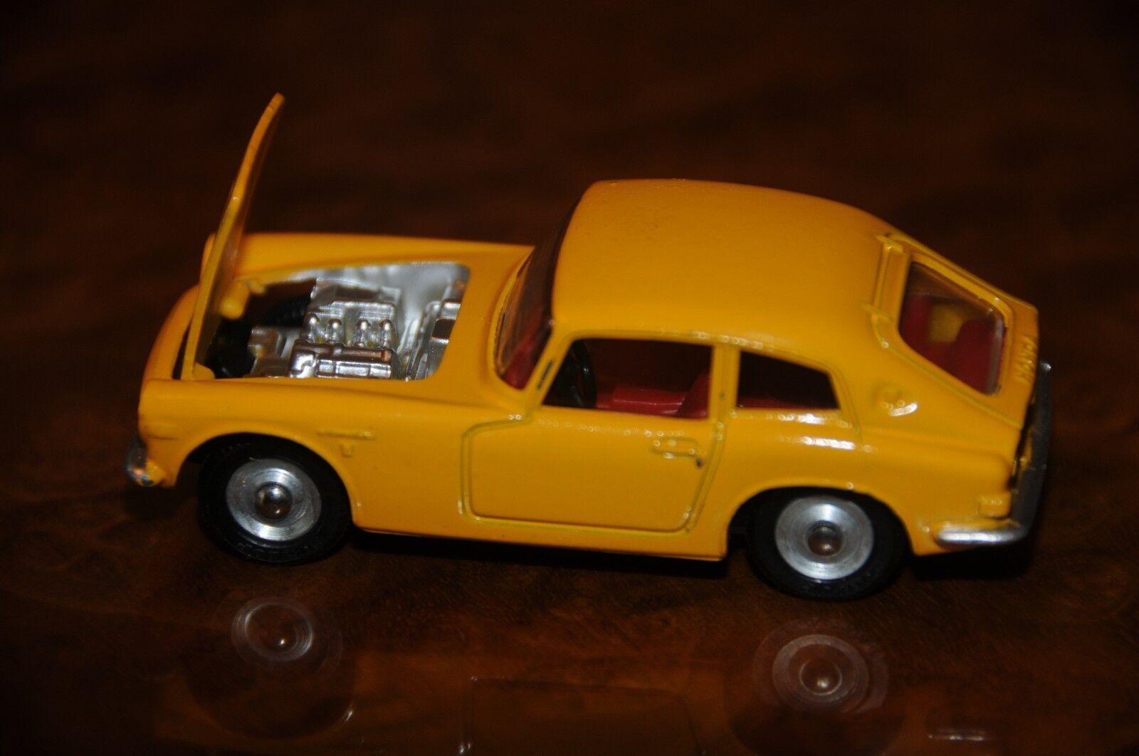Vintage Dinky Toys   MIB   Honda S 800 Auto Sportiva   No. 1408