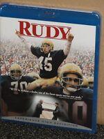 Rudy (blu-ray) Sean Astin, Ned Beatty, Charles S. Dutton, David Anspaugh,