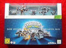 Skylanders Swap Force Dark Edition Starter Pack, Skylander XBox 360 Spiel, Neu