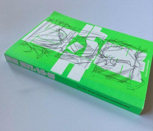KILL la KILL key Art Collection /& Storyboard Book vol.1 186page RARE TRIGGER F//S