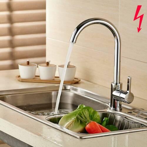 Küchenarmatur Niederdruck Wasserhahn Spüle Armatur Einhandmischer Mischbatterie