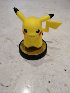 Pikachu-Amiibo