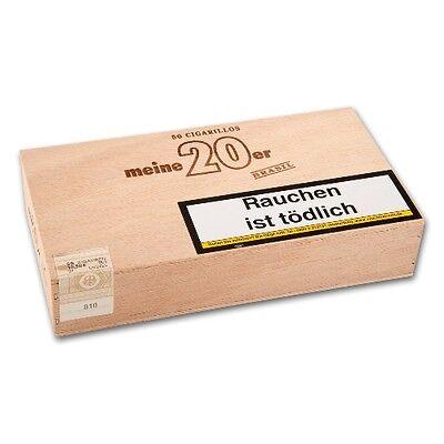 Meine 20er Brasil 50 Zigarillos / 72322