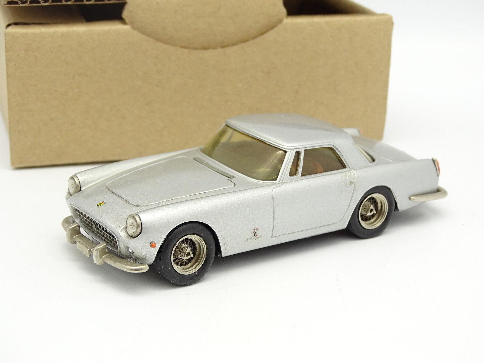 Amr - kit montato 1   43 - ferrari 250 gt - coup é pininfarina 1958 grigia