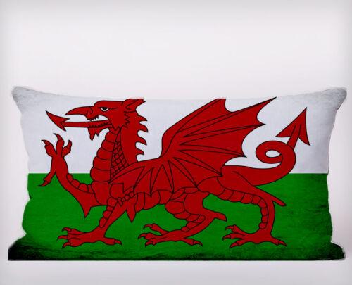 Dragon Gallois Pays de Galles long housses de coussin oreiller cas home decor ou intérieure