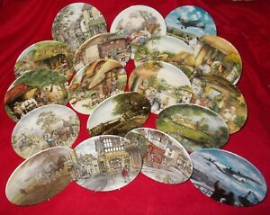 ROYAL-DOULTON-COLLECTORS-PLATES-VARIOUS-ISSUES-SELECT-PLATE