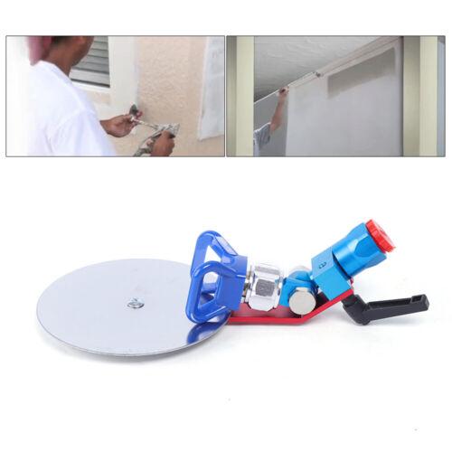"""Für 7//8 /"""" Airless Sprayer Zubehörwerkzeug Ablenkplatte Universal Spray Guide DE"""