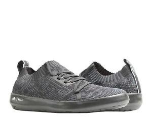 Adidas-Terrex-Boat-DLX-Parley-Triple-Black-Men-039-s-Shoes-DB1162