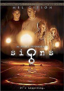 Signs [DVD]