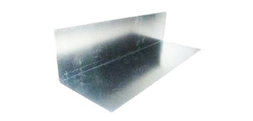 PACK of 100 Ali  150 x 100 x 75mm Aluminium Soakers For Man Made Slate Tiles 6/""