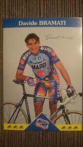 AK m.Druck.AG Davide Bramati Team Mapei 1997 Rarität - Dülmen, Deutschland - AK m.Druck.AG Davide Bramati Team Mapei 1997 Rarität - Dülmen, Deutschland