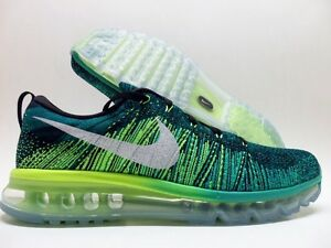 Jade clear Black Tama para 620469 013 white 11 Nike hombre volt Flyknit Max o 886550511438 EqUIXI