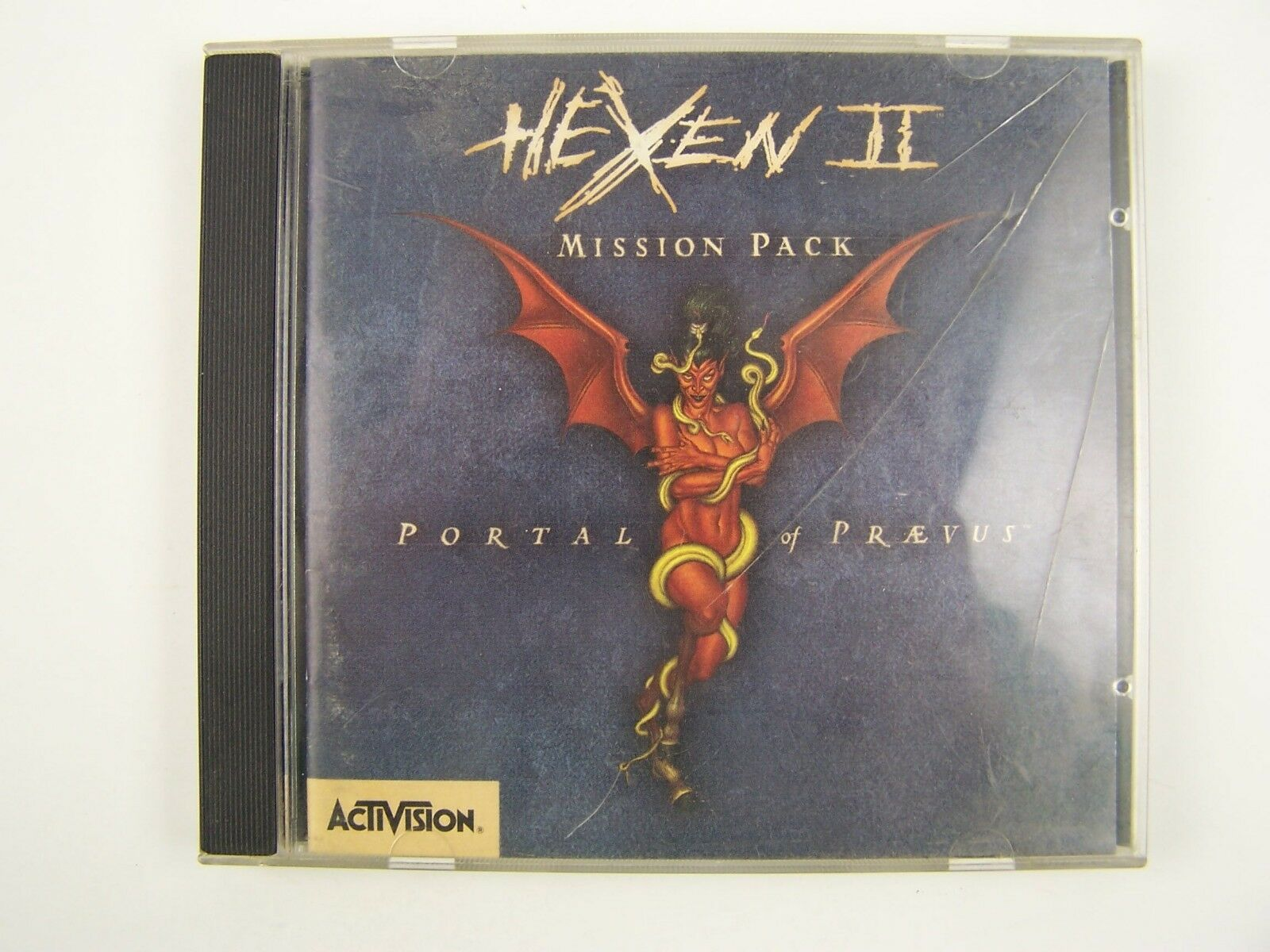 Hexen II Mission Pack: Portal of Praevus PC CD-ROM Game
