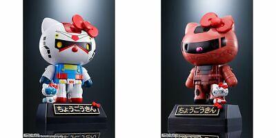 PRE-ORDER Char/'s Zaku II Hello Kitty Bandai Chogokin