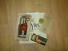 Slyrs 12 Jahre 2005 2017  Bavarian Single Malt Whisky 43% 0,7l +0,05l Limitiert!