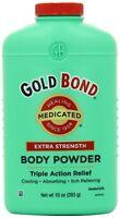 Gold Bond Body Powder Medicated Extra Strength 10 Oz Each on sale