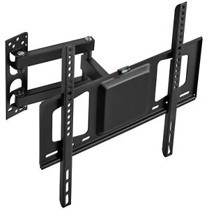 Support-TV-mural-orientable-et-inclinable-LCD-Plasma-LED-3D-30kg-26-034-a-55-034-vesa