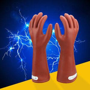 12KV-antielektrische-Gummihandschuhe-Hochspannungsisolierte-Handschuhe