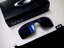 d242f4c3fb Oakley Batwolf Ice Iridium Replacement Lens  authentic  Lenses Blue 43-358
