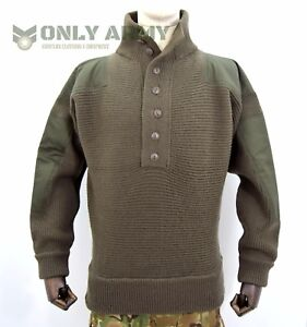 Wool Commando Sweater