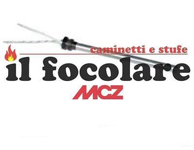 CANDELETTA cartuccia MCZ RED 365 ORIGINALE stufa pellet cod 41450902600