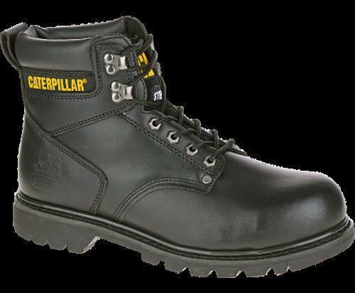 caterpillar boots second shift