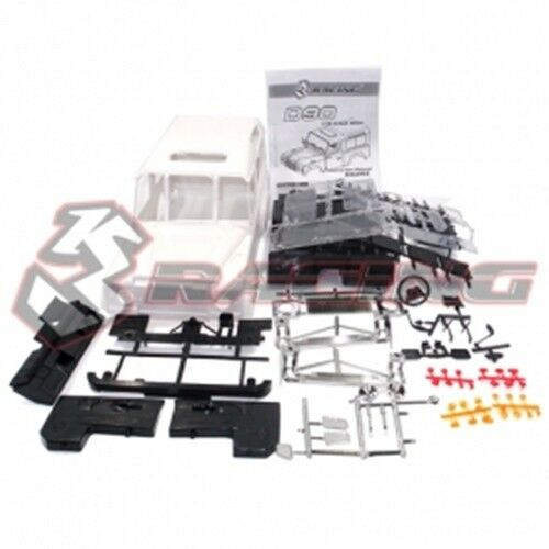 3RACING BDY-LRD90 D90 Hard ABS Plastic Car Body For 1 10  Crawler EX