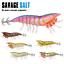 SAVAGE GEAR SQUID FISHING LURE 3D HYBRID SHRIMP EGI 9.2cm//21g