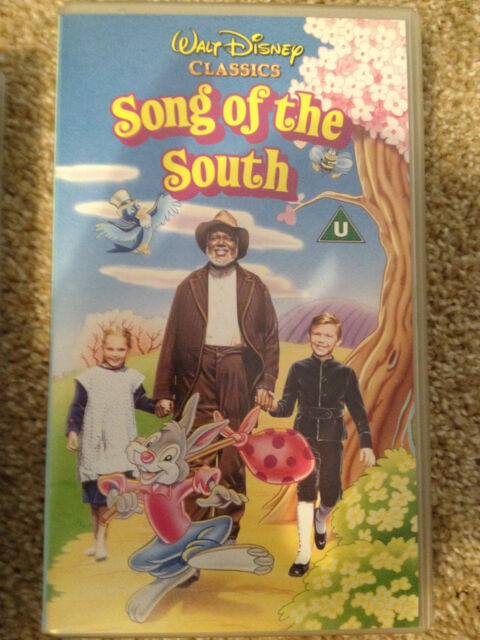 100 genuine disney s song of the south vhs in mint ebay