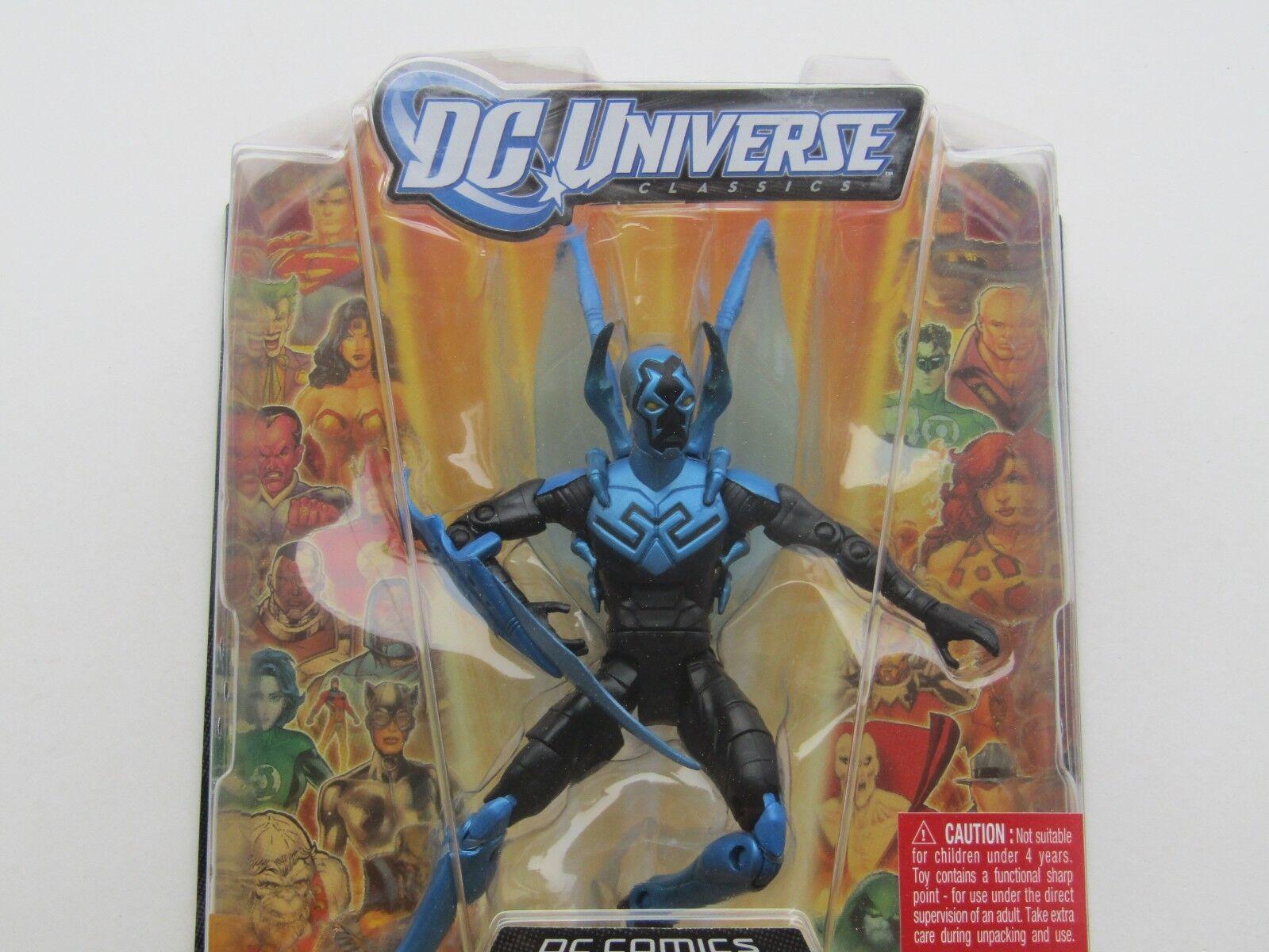 Mattel DCU Detective comics Universe Classics Classics bleu  Beetle Reyes  bas prix