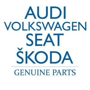 Genuine Door Seal Left Front OEM VW Touareg 7P6839717B