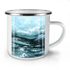 Life Nature Sea NEW Enamel Tea Mug 10 oz | Wellcoda