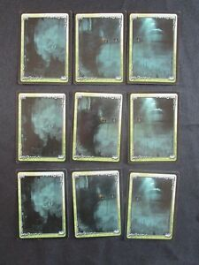 All 10 STORY CARDS from Eldritch Edition Call of Cthulhu CCG 1x each
