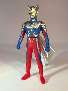 Bandai-Ultraman-Zero-Ultra-Hero-Series-21-Sofvi-Soft-Vinyl-Pvc-Figure-Statue-New