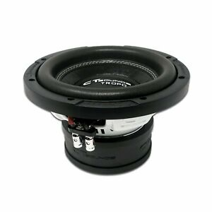 "CT Sounds Tropo 8"" D2 400 Watt RMS Subwoofer 8 In Dual 2 Ohm Car Audio Bass Sub"
