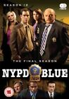 NYPD Blue - Series 12 - Complete (DVD, 2013, 5-Disc Set)