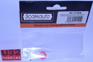 Scaleauto Sc-1725b Riemenscheibe Gezahnt 15 Zähne 1.8mm Achse 3mm Rot At Any Cost Kinderrennbahnen Spielzeug