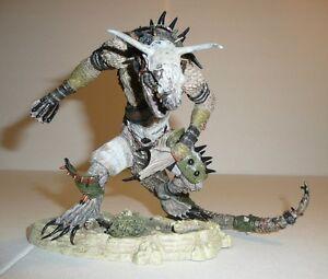 McFarlane Dragons Action Figure - 2006 - Komodo Dragon Clan Fantasy Lizard