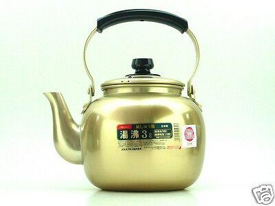 Yanagi stainless steel kettle mirror 311120 Made in Japan NEW Mr
