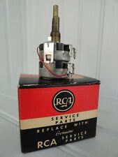 Vintage Rca Service Parts Lot 3 Variable Resistors 6k2k 60r20r 20r5r Nos