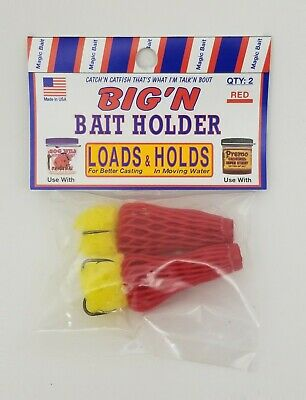"New Magic Bait /""Big/'N Bait holder/"""