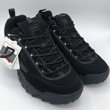 Men FILA Disruptor II FB Shoes Triple