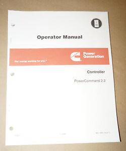 Cummins-Power-Generation-PowerCommander-2-2-Controller-Operator-Manual-900-0665