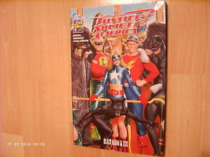 Panini-Comics-Justice-Society-of-America-Band-6-Black-Adam-amp-Isis-148-Seiten