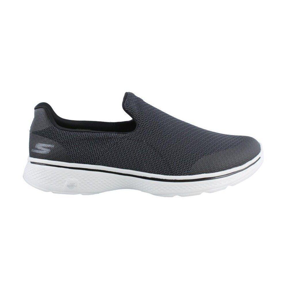 Skechers Shoes – Go Walk 4-Expert black/grey best-selling model of the brand