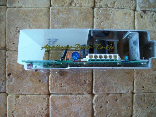 Whirlpool Washer ~ Motor Speed Control Board 8183137 20585000 22187005 546080301