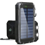 thumbnail 13 - 2021 Super 900000mAh 2 USB Portable fast Charger Solar Power Bank for Cell Phone